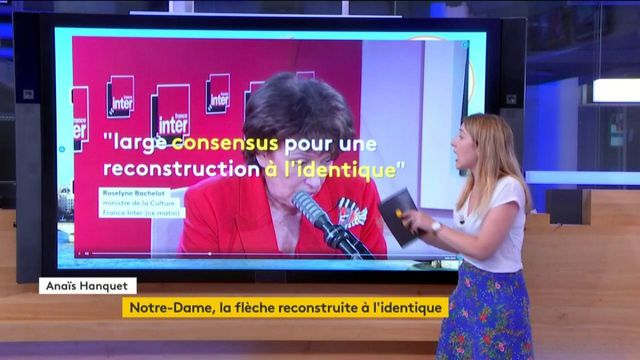 Notre-Dame : vers une reconstruction à l'identique