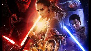 """L'affiche du prochain Star Wars, """"Le réveil de la force""""  (Allociné)"""