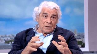 Jacques Weber invité des Cinq dernières minutes ce vendredi 20 novembre.  (France 2)