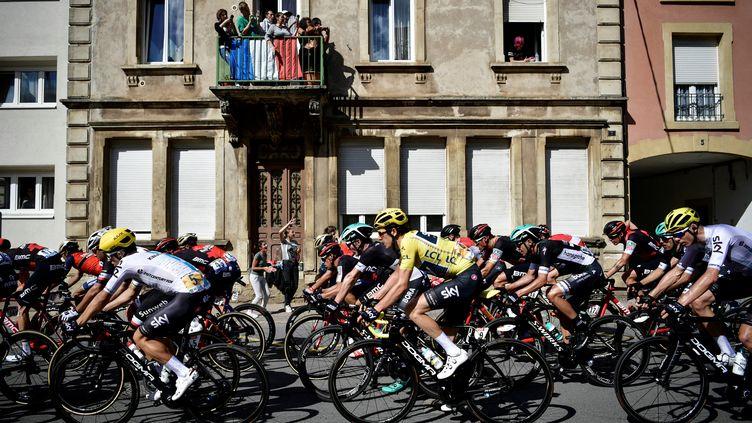 Tour de France 2017 (PHILIPPE LOPEZ / AFP)