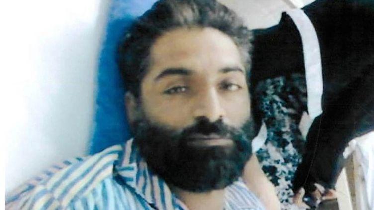 Abdul Basit, 43 ans, est devenu tétraplégique en prison. (REPRIEVE)
