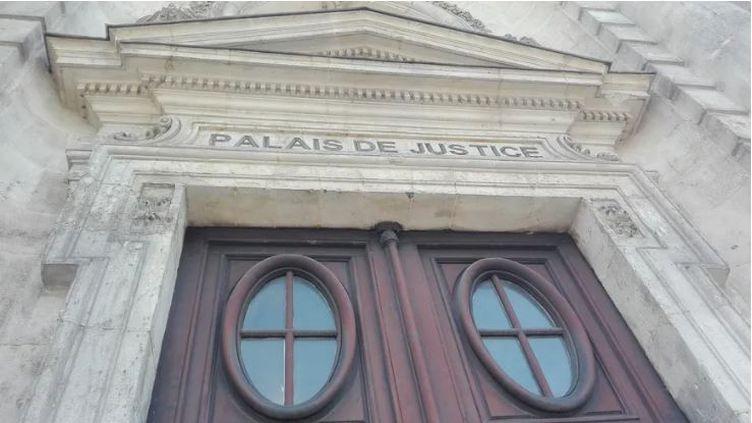 La cour d'assises de l'Eure, à Evreux. (LAURENT PHILIPPOT / RADIO FRANCE)
