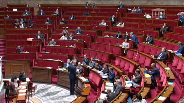 L'histoire de France dans les échanges à l'Assemblée