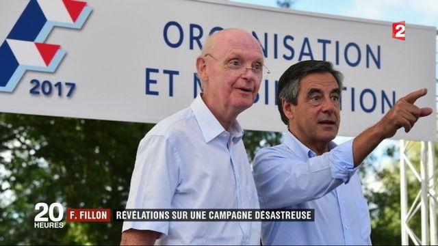 François Fillon : révélations sur une campagne désastreuse