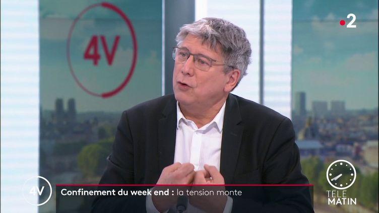 Eric Coquerel (LFI) (France 2)