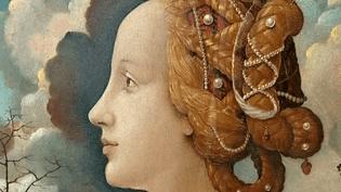 Simonetta Vespucci par Piero di Cosimo  (Culturebox / capture d'écran)