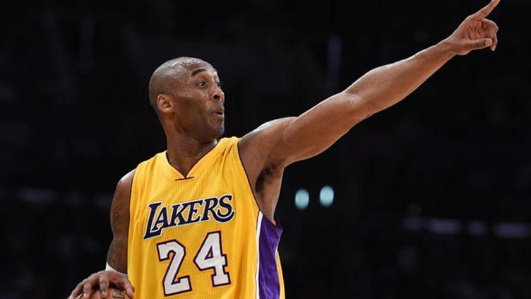 Kobe Bryant, la star des Los Angeles Lakers