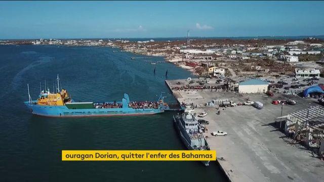 Les Bahamas : l'île d'Abaco, détruite par l'ouragan Dorian, se vide