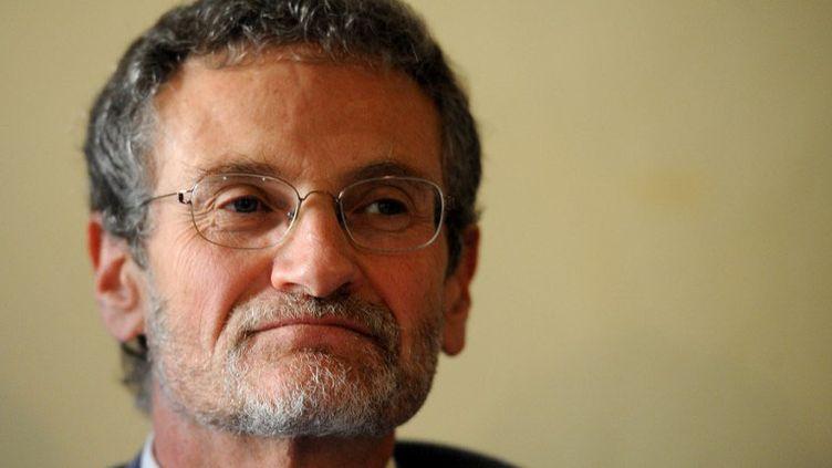 Robert Di Martino, le juge italien en charge de la lutte contre la corruption (OLIVIER MORIN / AFP)