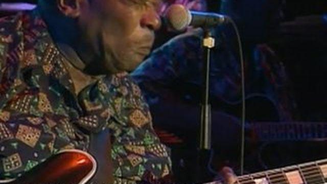 B.B. King le roi du blues est mort