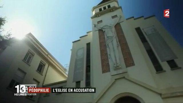 Cash Investigation enquête sur les affaires de pédophilie dans l'église