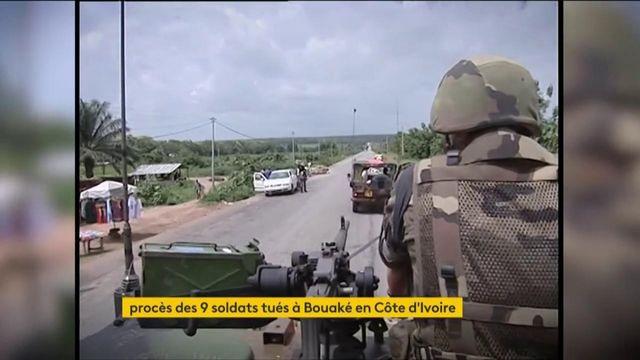 Justice : un procès pour tenter de comprendre pourquoi neuf soldats français sont morts en Côte d'Ivoire en 2004