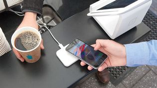 Paiementvia le système Apple Pay. (BY MYBLOODTYPEISCOFFEE (OWN WORK) / CC BY 4.0, VIA WIKIMEDIA COMMONS)