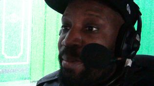 Le rappeur Abd al Malik, le 4 juin 2020. (FRANCEINFO / RADIOFRANCE)
