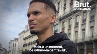 VIDEO. Une journée avec Le Motif à Bruxelles (BRUT)