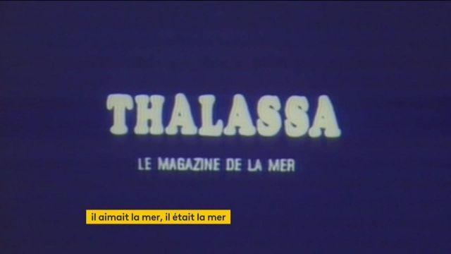 Georges Pernoud, animateur populaire et passionné de la mer, est mort