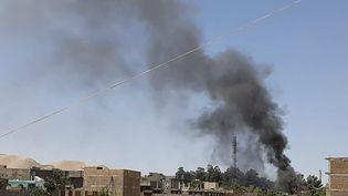 Combat entre talibans et forces de sécurité afghanes dans la ville de Qala i Naw (Afghanistan). Photo d'illustration. (- / AFP)