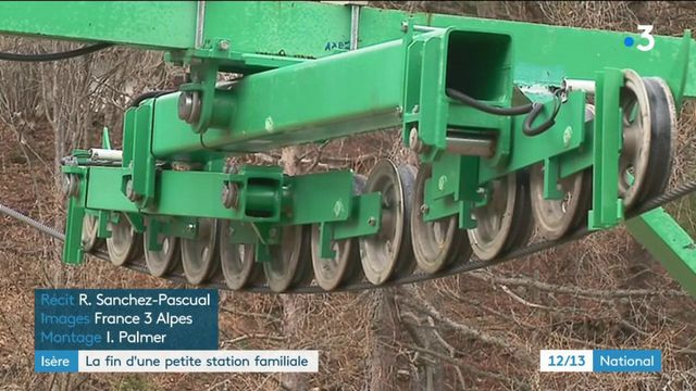 Isère : vandalisée, une petite station familiale condamnée à la fermeture