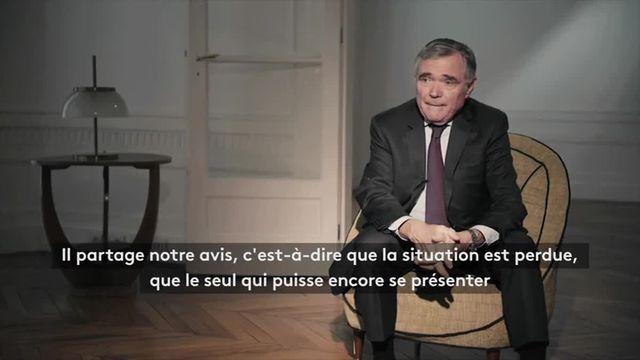 """""""C'était écrit"""", le documentaire qui dévoile les coulisses de la chute de François Fillon"""
