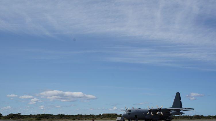 Chili Des Debris Et Des Restes Humains Retrouves En Mer Sur Le Site De La Disparition D Un Avion Militaire