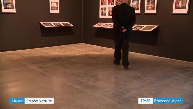 A Arles, le musée Réattu expose le photographe italien Graziano Arici