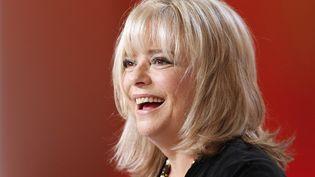 La chanteuse France Gall lors d'une émission télévisée sur Canal+, le 30 octobre 2012; (FRANCOIS GUILLOT / AFP)