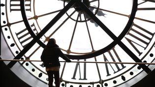 Changement d'heure aumusée d'Orsay à Paris (OLIVIER BOITET / MAXPPP)