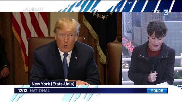 Attentat à New York : la réaction de Donald Trump fait polémique