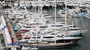 Avec les réformes fiscales, les signes extérieurs de richesses, comme les yachts, seront exclus du calcul de l'ISF. (Photo d'illustration) (VALERY HACHE / AFP)