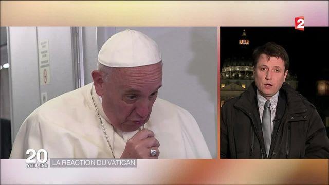 Pédophilie : le Vatican soutient le cardinal Barbarin