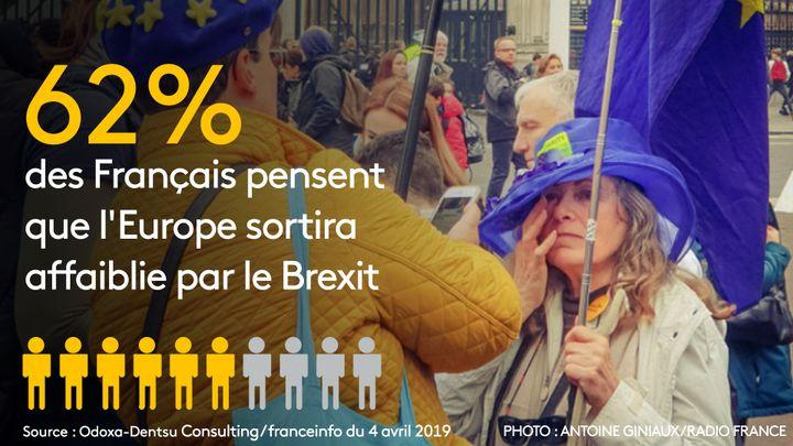 Sondage Brexit (ANTOINE GINIAUX / STEPHANIE BERLU / RADIO FRANCE)