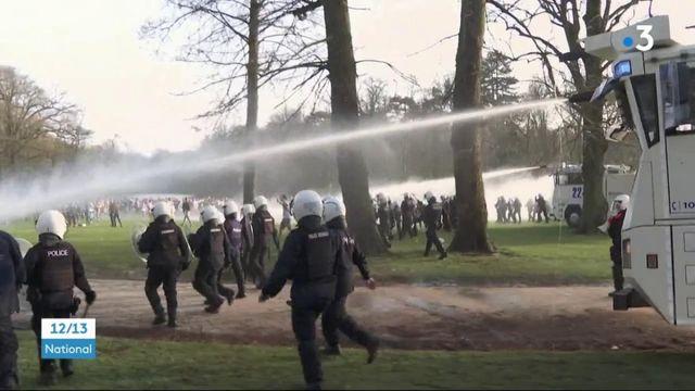 Coronavirus : débordement lors d'un rassemblement de jeunes à Bruxelles