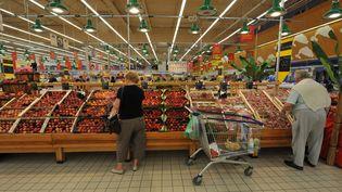 La loi agriculture et alimentation est débattue à l'Assemblée nationale depuis mardi 22 mai (MYCHELE DANIAU / AFP PHOTO)