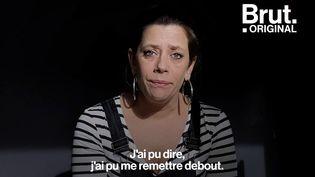 """VIDEO. """"J'ai eu le bon viol"""" : 20 ans après avoir été violée, Giulia Foïs partage son histoire (BRUT)"""