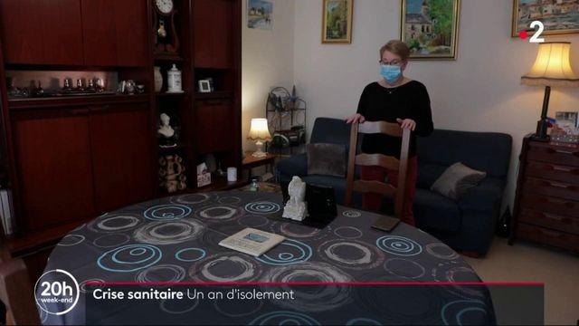 Confinement : l'isolement pèse lourd sur le moral des Français