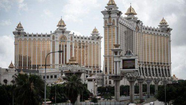 Les casinos de Macau attirent moins de joueurs. (AFP/Getty images)