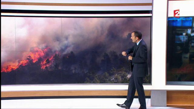 Bormes-les-Mimosas : pourquoi l'incendie menace autant d'habitations
