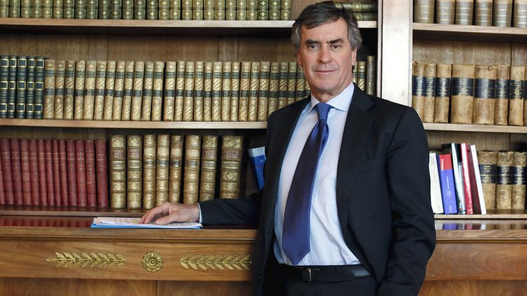 Jérôme Cahuzac, alors ministre du Budget, le 8 mars 2013. (BERNARD BISSON/JDD/SIPA)