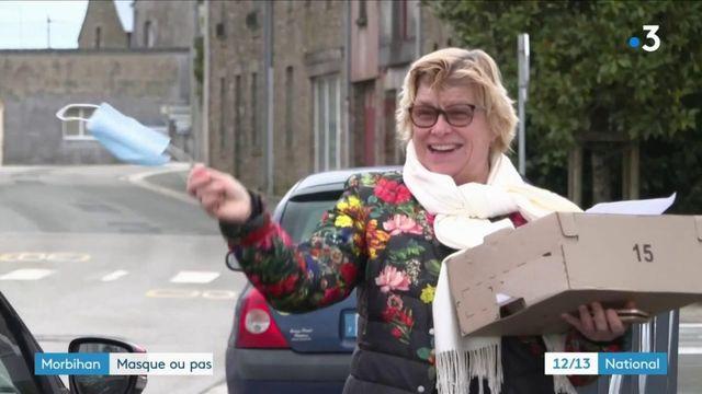Morbihan : la fin du port du masque obligatoire dans les plus petites communes