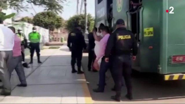 Pérou : face au coronavirus, les contrôles de police se multiplient