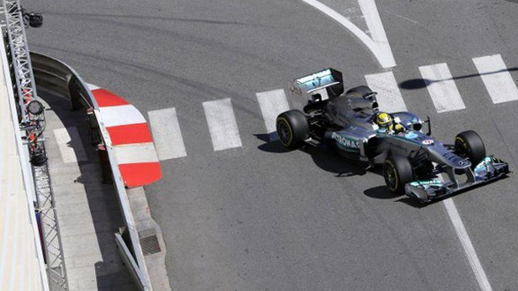 Nico Rosberg (ALEXANDER KLEIN / AFP)