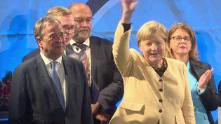 Allemagne : trois candidats se disputent le fauteuil d'Angela Merkel (France 3)