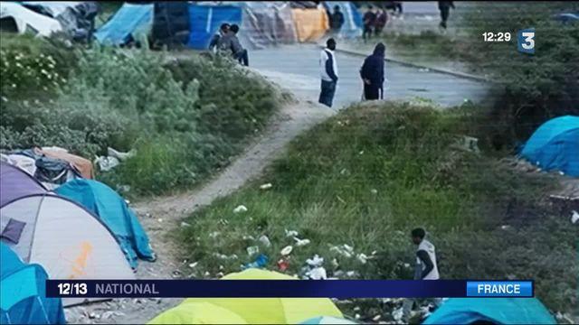 """""""Jungle"""" de Calais : entre 6000 et 8000 migrants vont être évacués"""