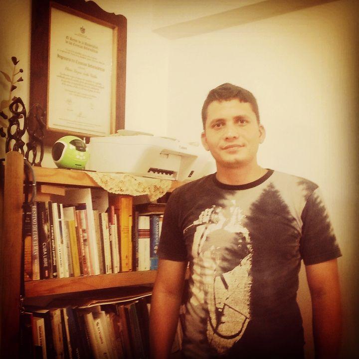 (Jeune dissident au régime des Castro, Eliecer Avilas a des rêves de démocratie. © Gaele Joly)