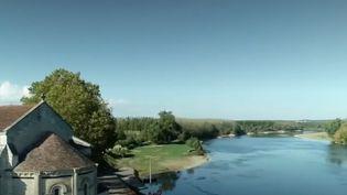 Dans le Lot-et-Garonne, le village de Couthures-sur-Garonne est situé à 100% en zone inondable. La population a déjà vécu plusieurs crues. Pour ne plus subir, elle a transformé ses maisons et changé ses habitudes. (CAPTURE ECRAN FRANCE 2)