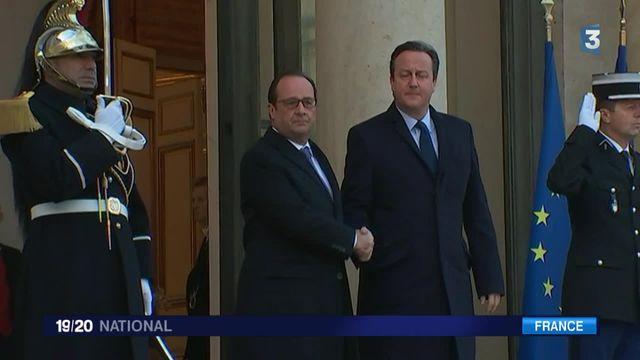 Lutte anti-terroriste : François Hollande entame un marathon diplomatique