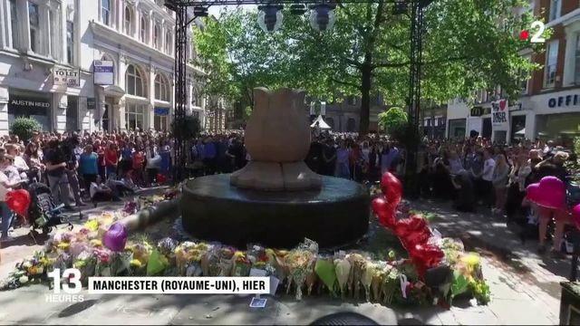 Attentat de Manchester : commémorations un an après le drame