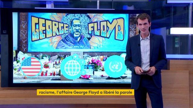Racisme : l'affaire George Floyd a libéré la parole