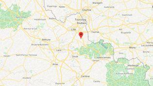 Templeuve-en-Pévèle (Nord). (GOOGLE MAPS)