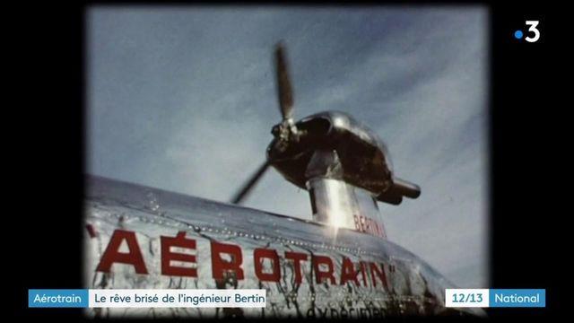 Transports : le rêve brisé de Jean Bertin, créateur de l'aérotrain